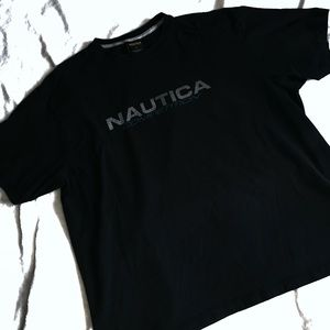 vintage nautica competition t shirt
